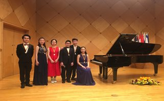 Winners Announced for the 9th Bösendorfer and Yamaha USASU International Piano Competition